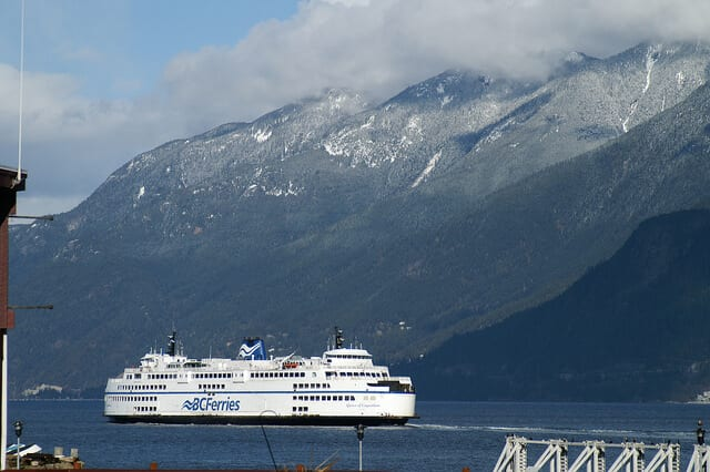 BC Ferries: Courage Under Fire