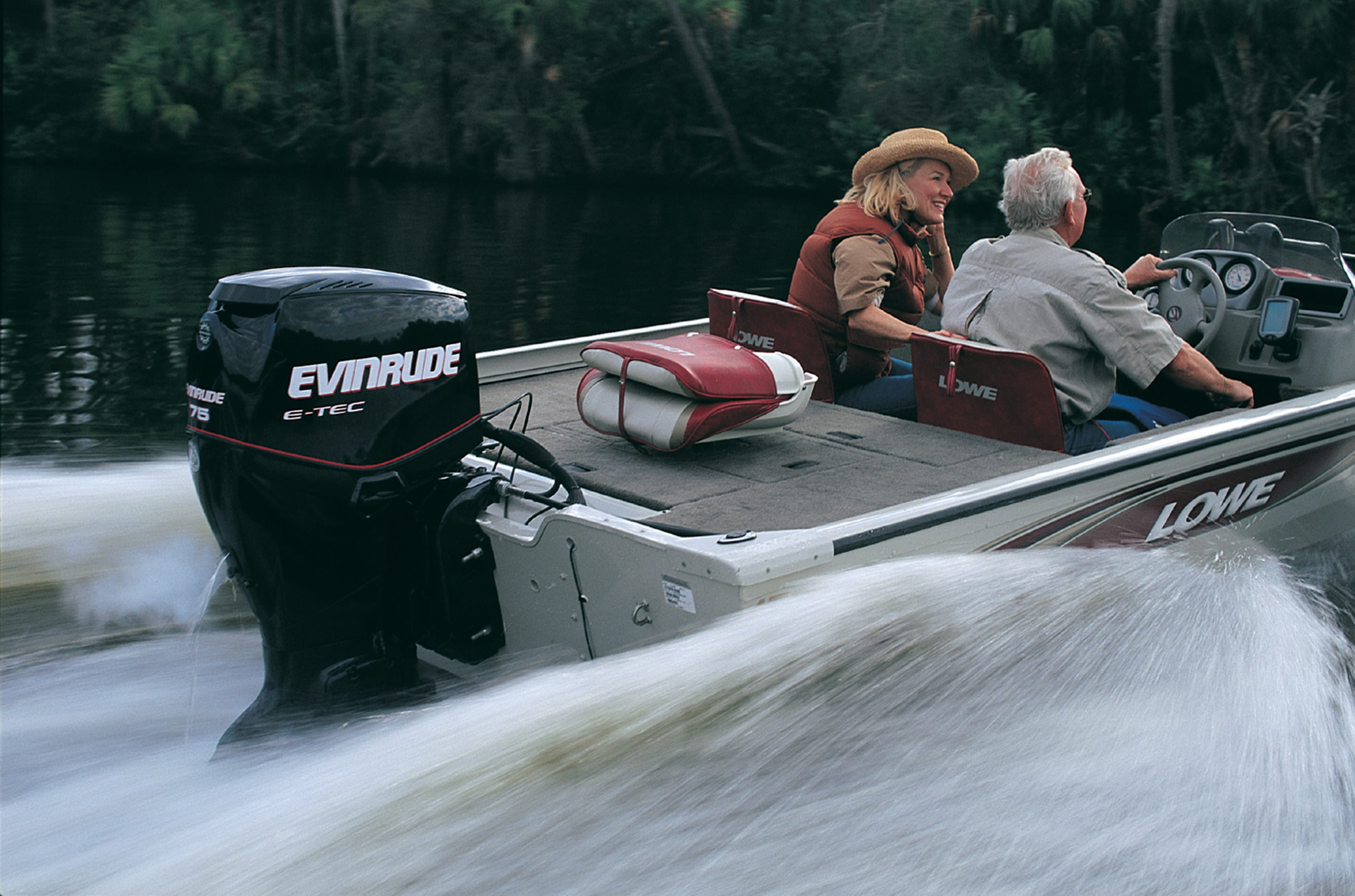outboard motor and enjoying the outdoors happens sooner with good service