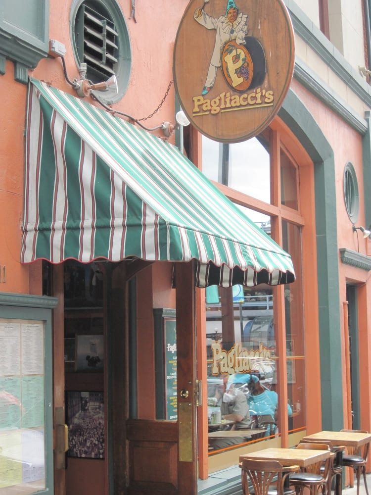 """The UpSOLD!: Pagliacci's, Italian for """"Above and Beyond"""""""