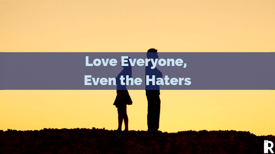 Love the Haters: Why Criticism is a Good Thing