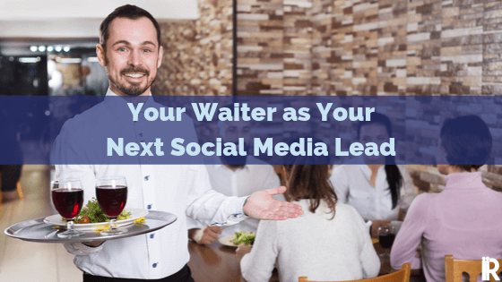 Great Waiters Make Great Social Media Gurus