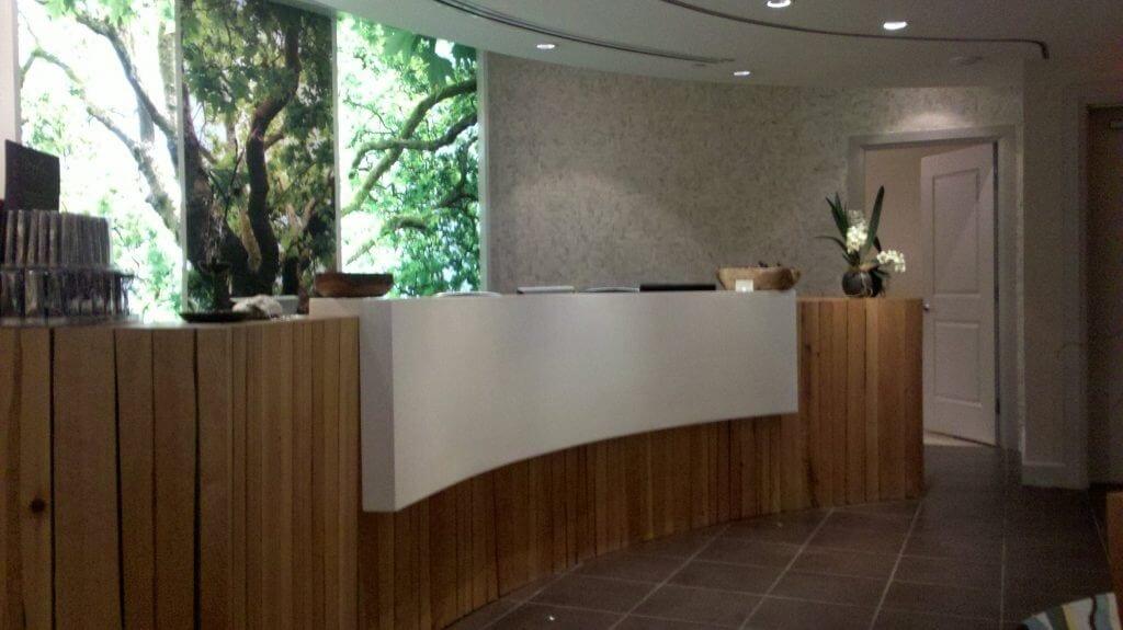 Sante Spa Victoria: Service with Less Stress