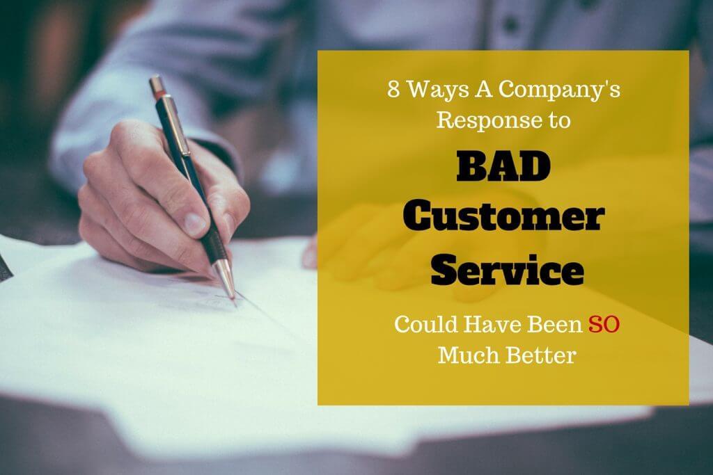 XS Cargo: Anatomy of a Response to Bad Customer Service