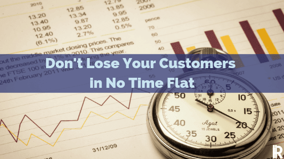 You Could Be Losing Customers in One Tenth of a Second