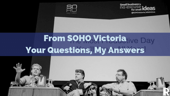 Small Business Customer Service Questions from SOHOVictoria