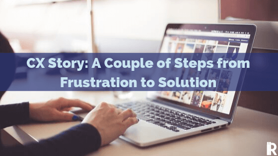 LIVE CHAT – From Frustration to Solution in 3 Ways