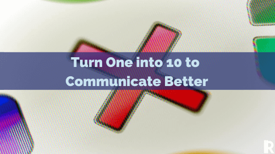 Work Smarter by RePurposing your Digital Content