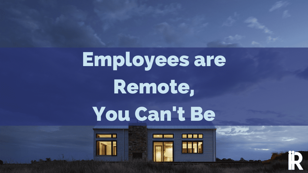 How to Engage with your Remote Employees